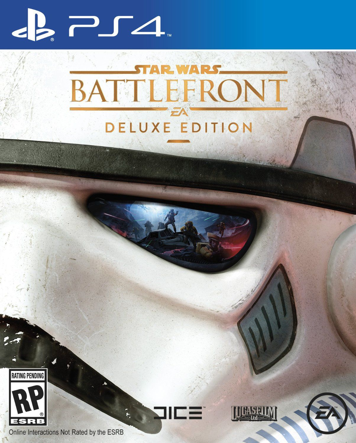 Star Wars Battlefront's Deluxe Edition has gorgeous box ...