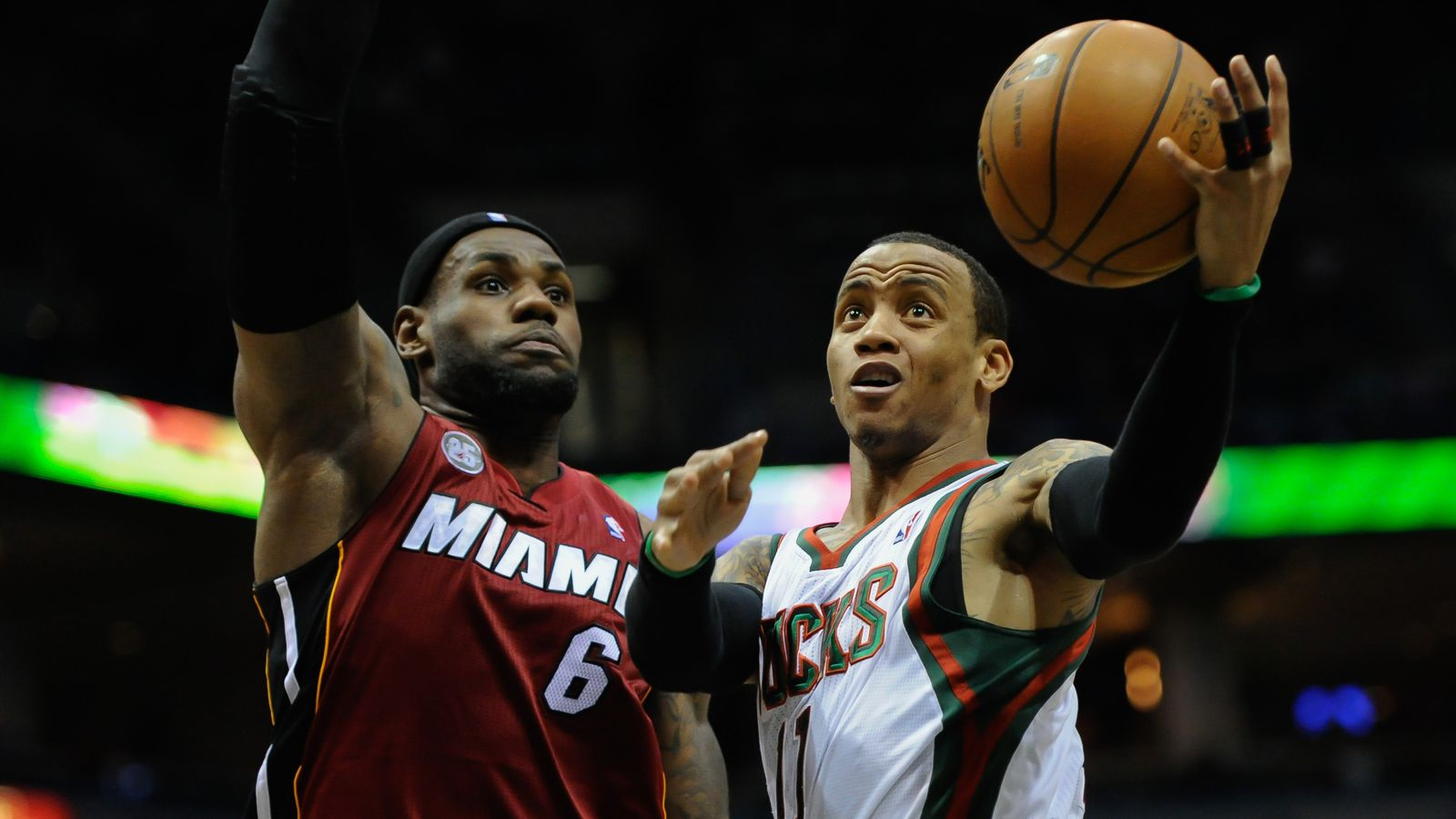 Heat Vs Bucks Image: NBA Playoff Schedule 2013, Heat Vs. Bucks: Miami Opens