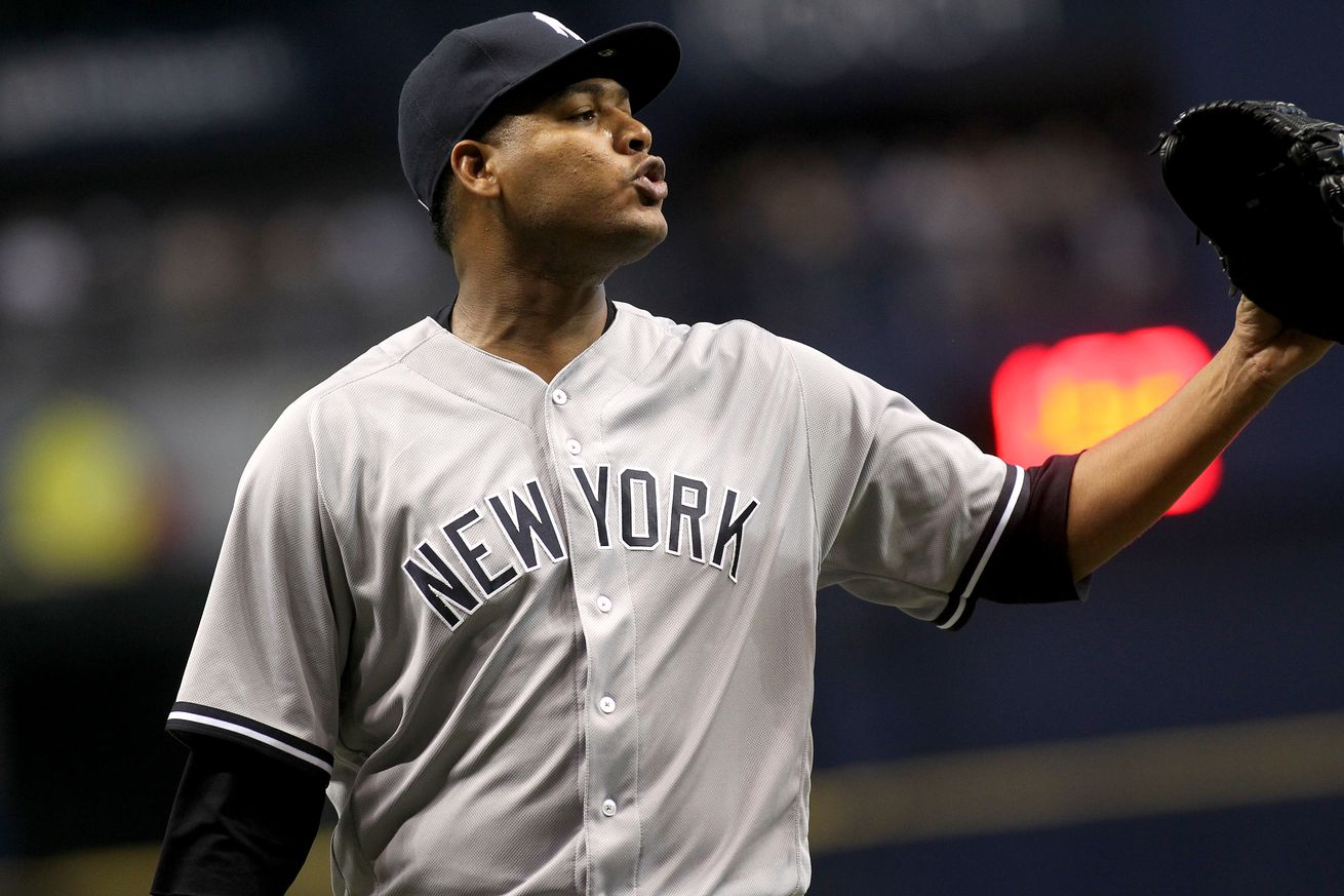 The Yankees give up on Ivan Nova at deadline