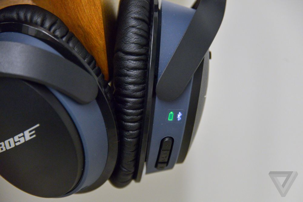 Bose SoundLink II headphones