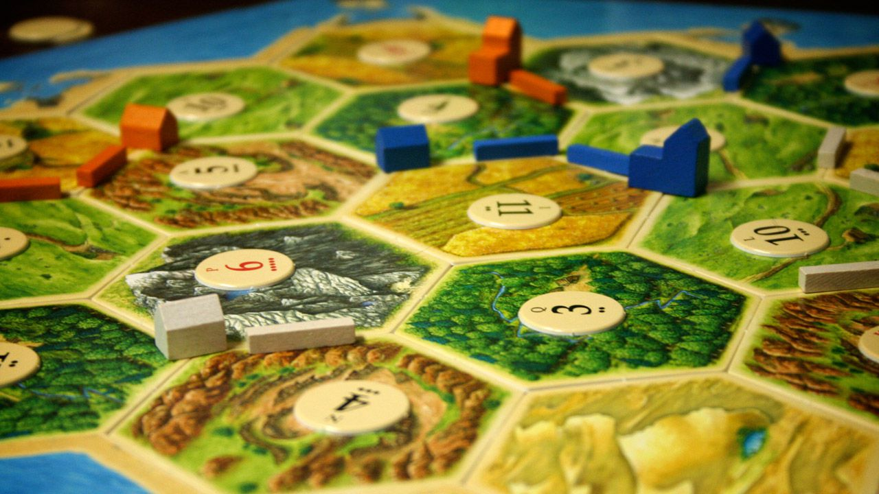 Review catan rocky raccoon for Cazafantasmas juego de mesa