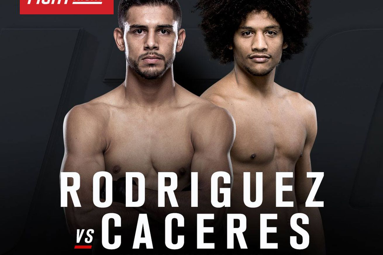 community news, Video: Watch Yair Rodriguez use Creative Combat to prepare for Flashy Moves of Alex Caceres