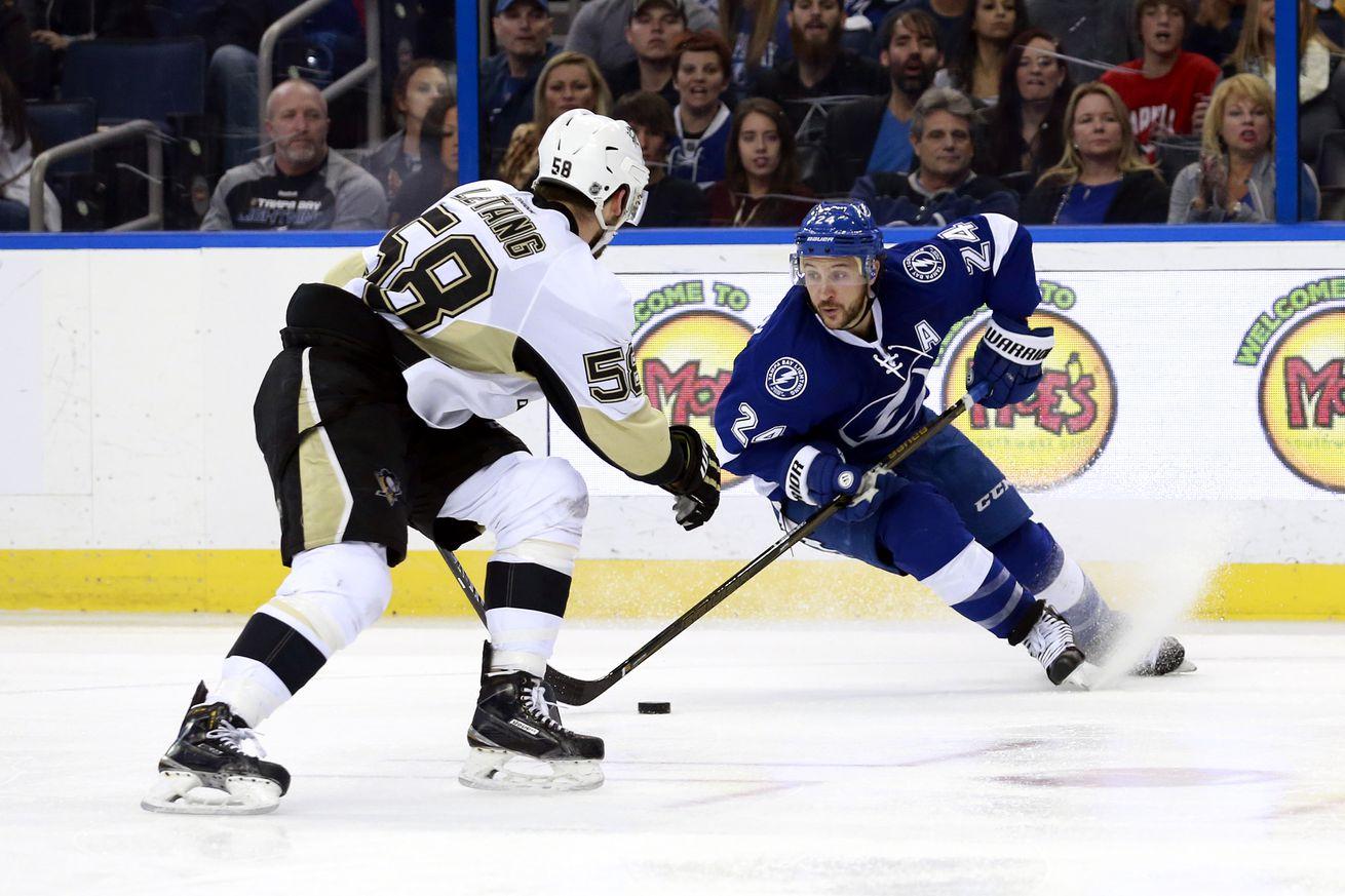 playoff hockey tonight penguins lightning makmok sports
