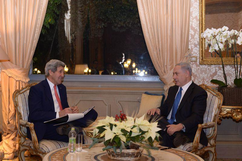 Kerry Netanyahu