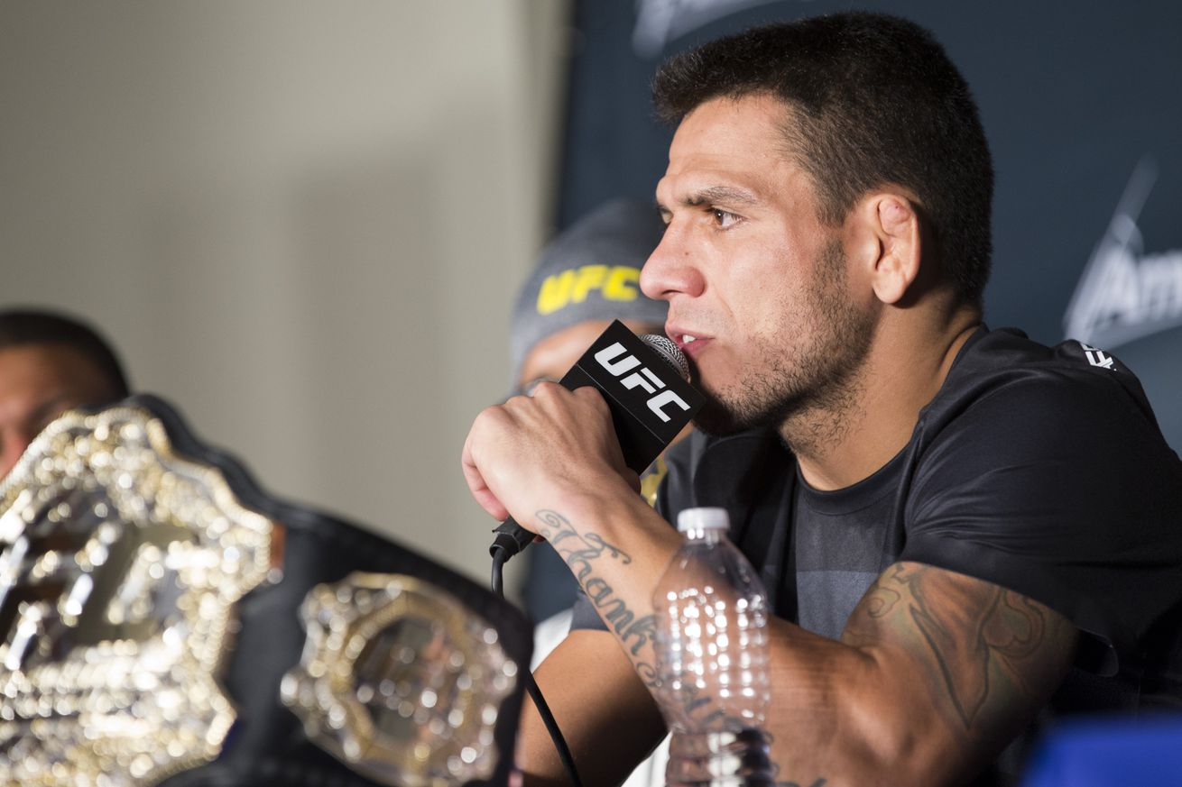 community news, Rafael dos Anjos wants to fight Nate Diaz or Robbie Lawler at UFC 200