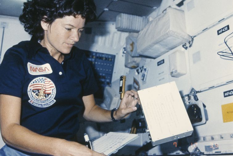 nasa sally ride women - photo #18