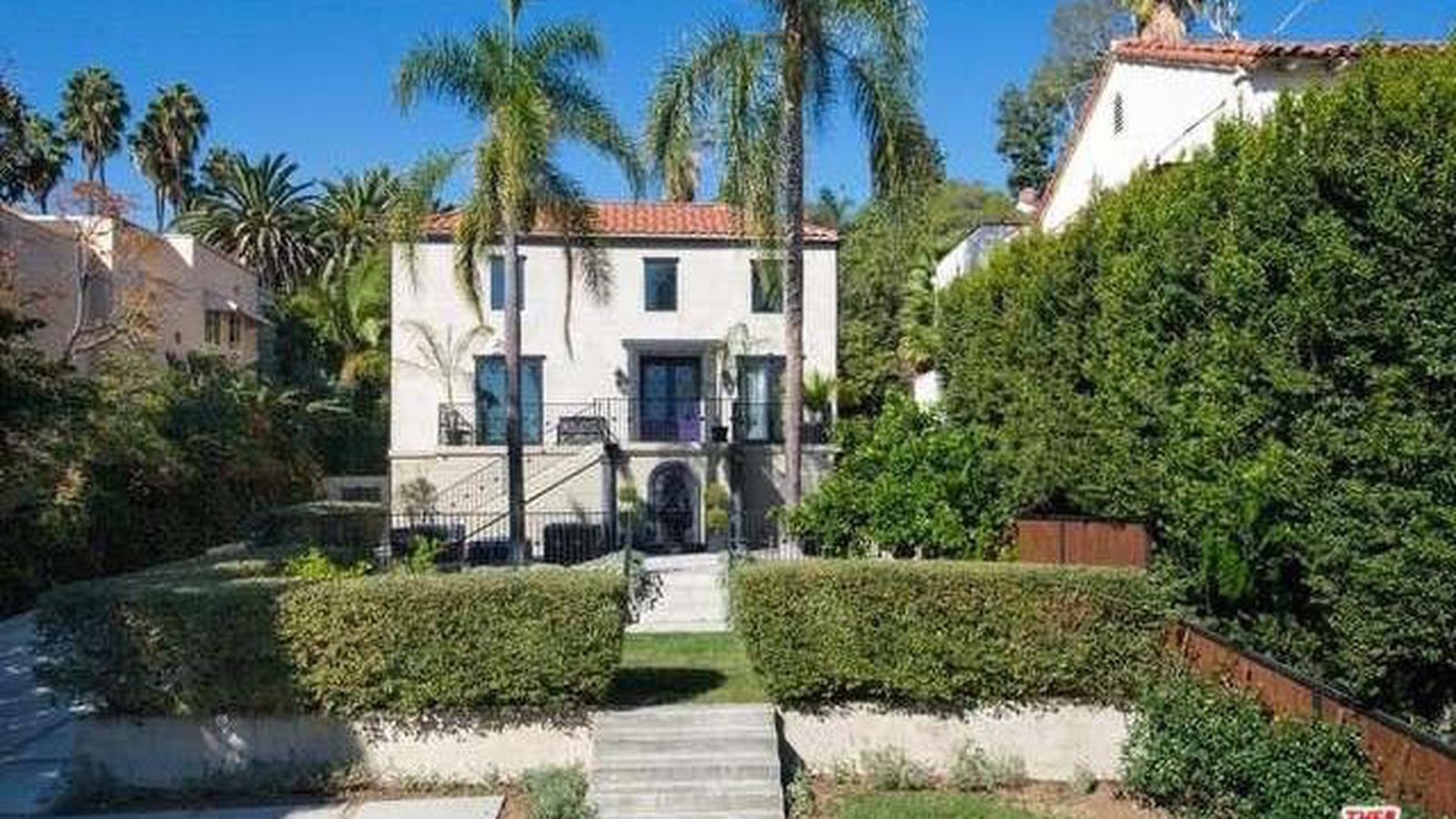 Cecil B DeMilles Fancied Up Former Carriage House In Los