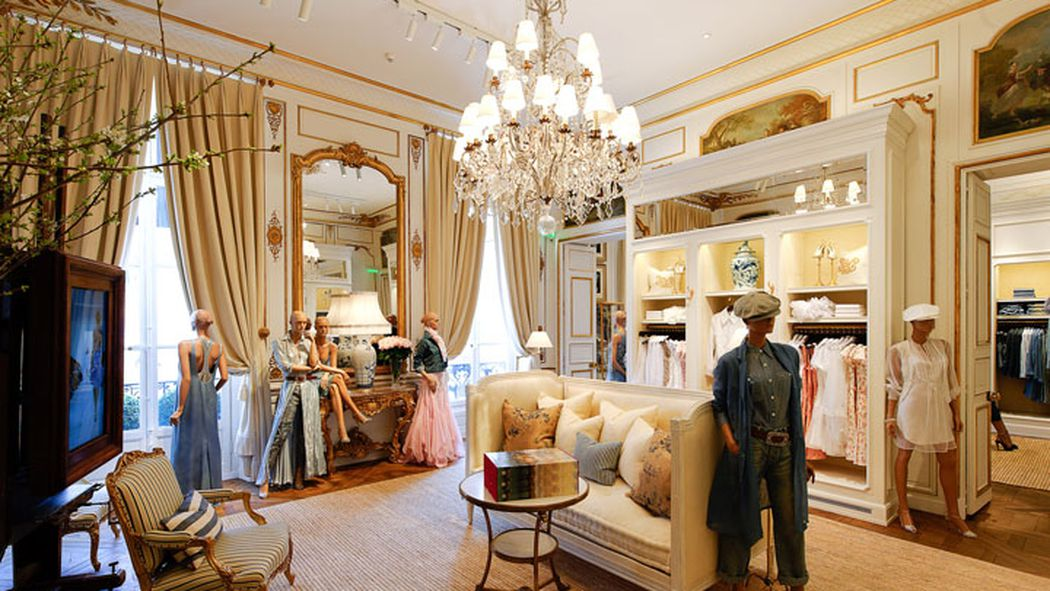 Ralph Lauren 39 S Home Sale Will Include Fancy Props From Its Stores Racked Ny