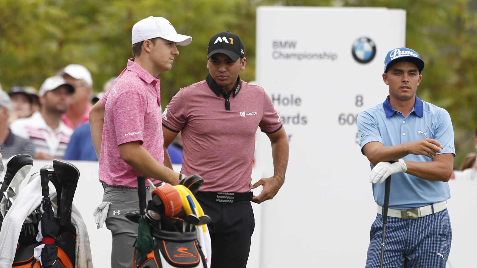 Bmw Championship 2015 Tee Times Pairings For Saturday S