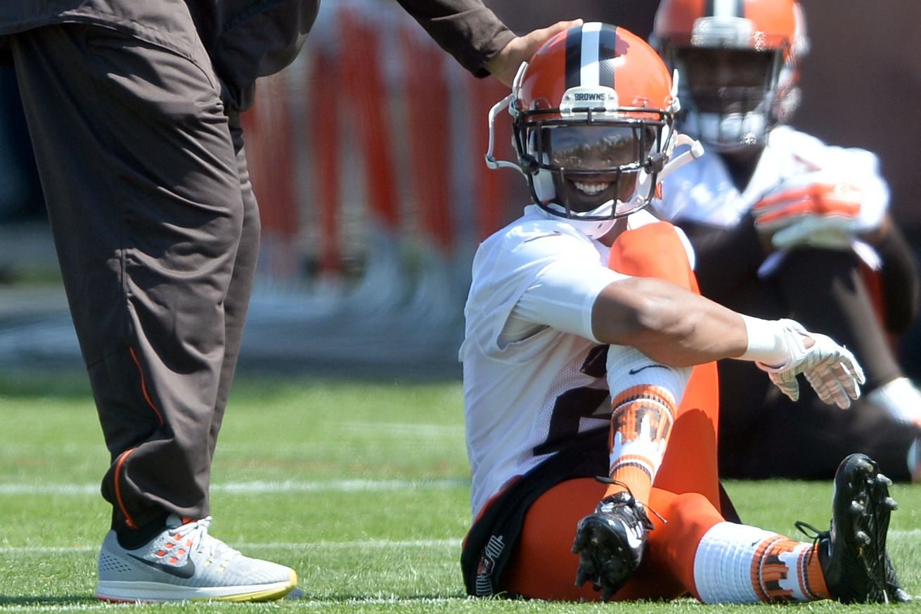 Former GM Ray Farmer says Browns to blame for Johnny Manziel's tailspin