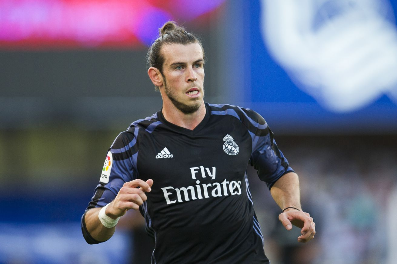 Bale targets Champions League final with Real Madrid