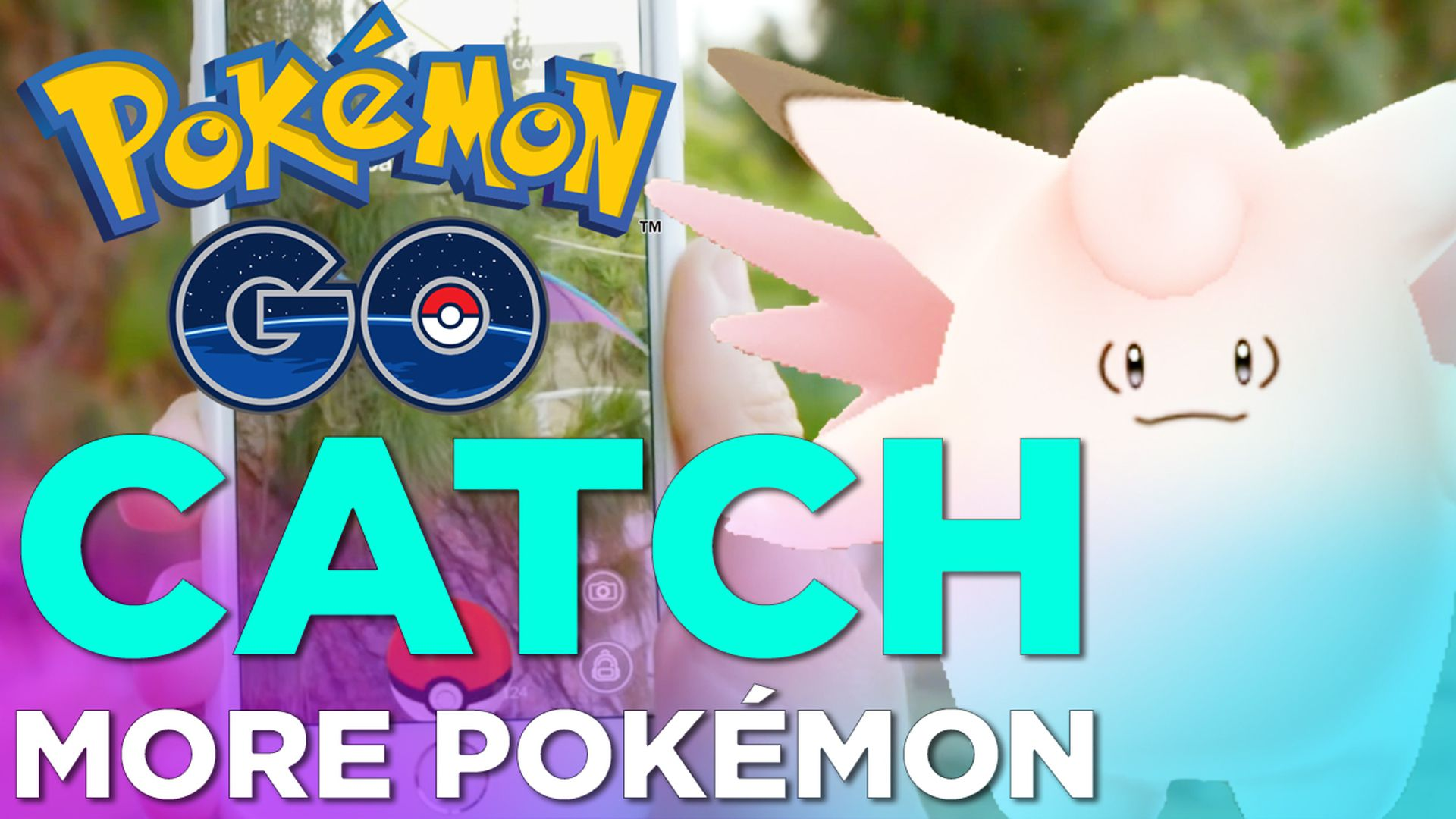 Pokémon Go player has already caught 'em all