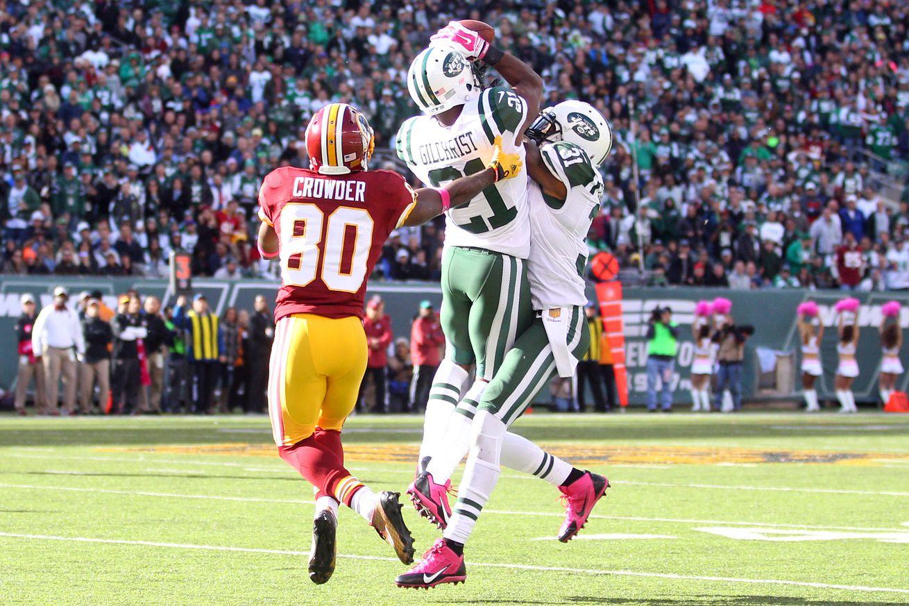Nike NFL Womens Jerseys - Snap Judgments: Redskins @ Jets - Hogs Haven