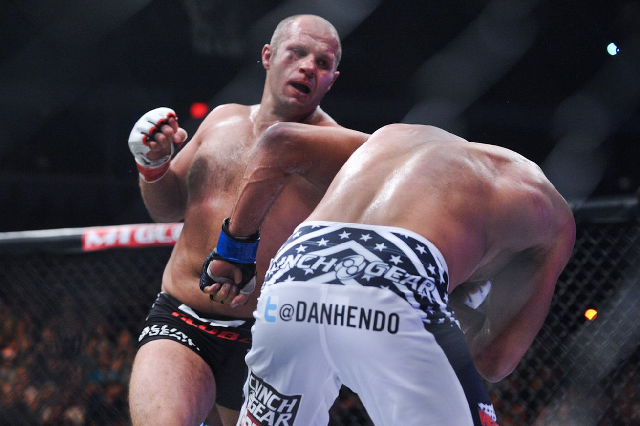 Legends: The Five Greatest Fighters from Pride FC