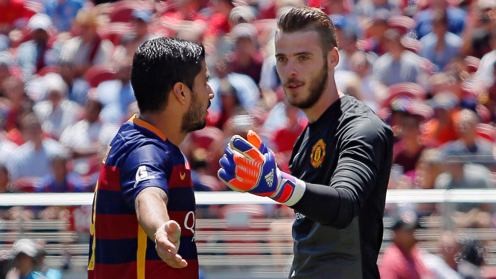 Managing Madrid A Real Madrid Community: De Gea To Sign For Real Madrid And Leave Manchester United