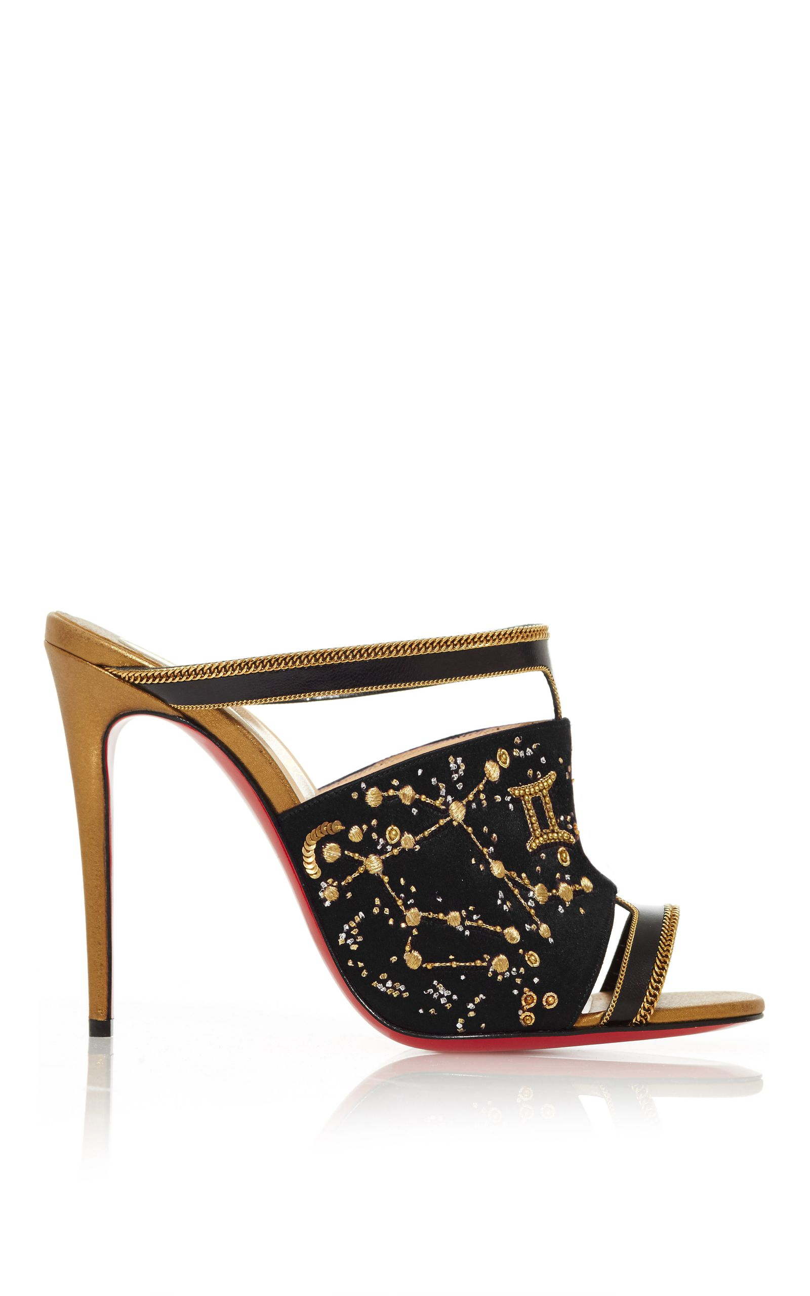 knock of shoes - Christian Louboutin Releases Astrology-Inspired Footwear - Racked