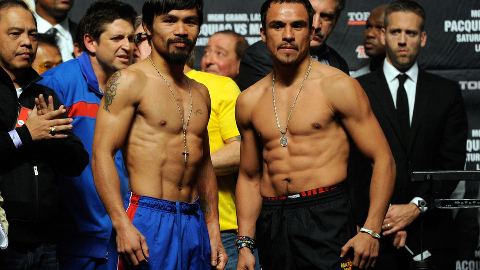 Pacquiao versus Mosley or Cotto: Pacquiao - Cotto Fight No ...