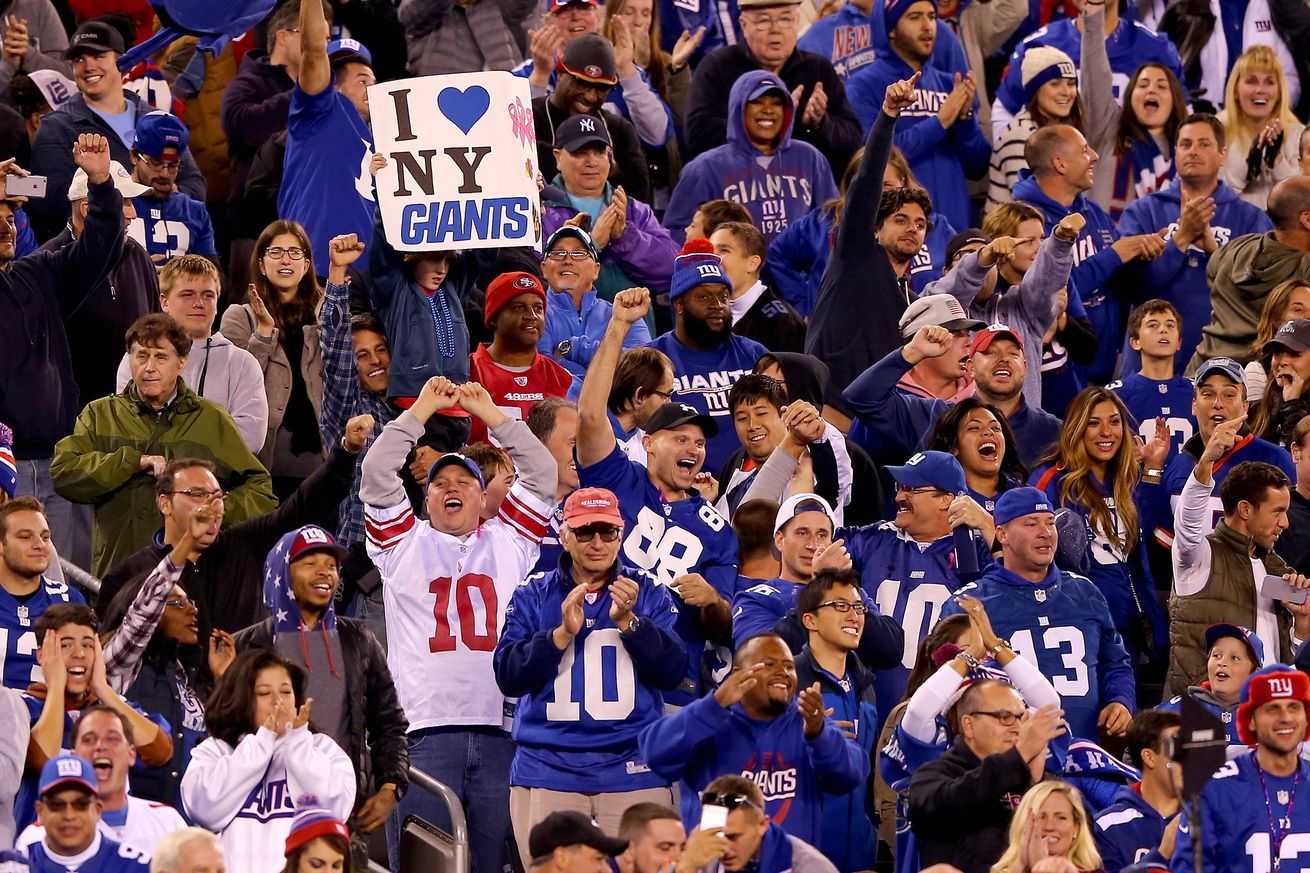 Jerseys NFL Wholesale - Giants 30, 49ers 27: Ten things we learned Sunday night - Big Blue ...