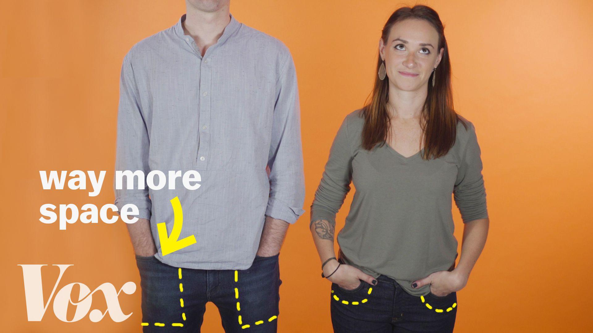 ce537faba Why women's pockets suck - Vox