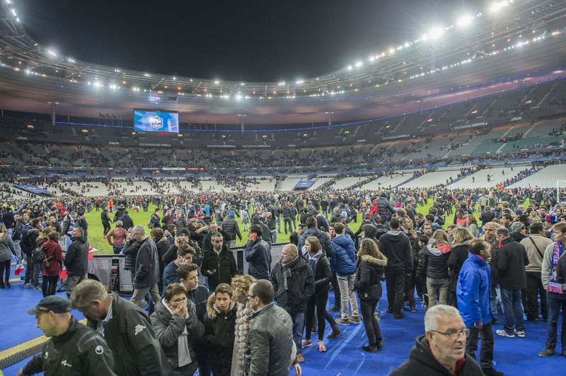 paris stadium
