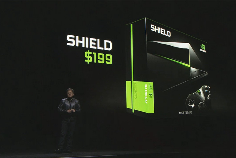 The new Nvidia Shield is the 'world's first 4K Android TV console' and launches this May for $199