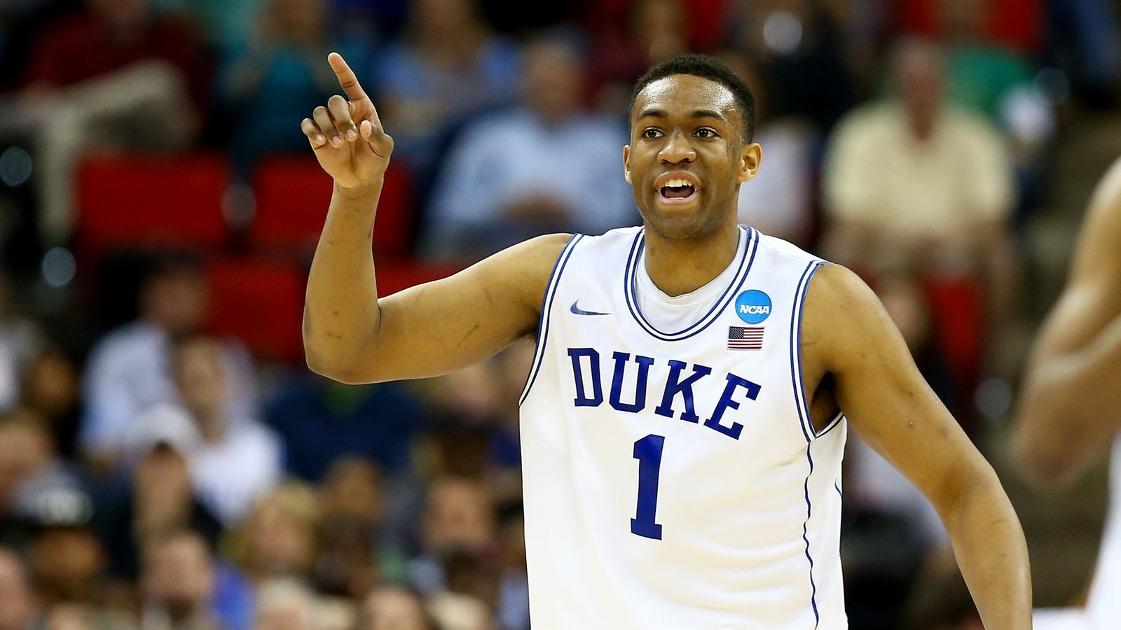 NBA Draft 2014: Jabari Parker, Jerami Grant lead pack of ... Jabari Parker Nba Draft