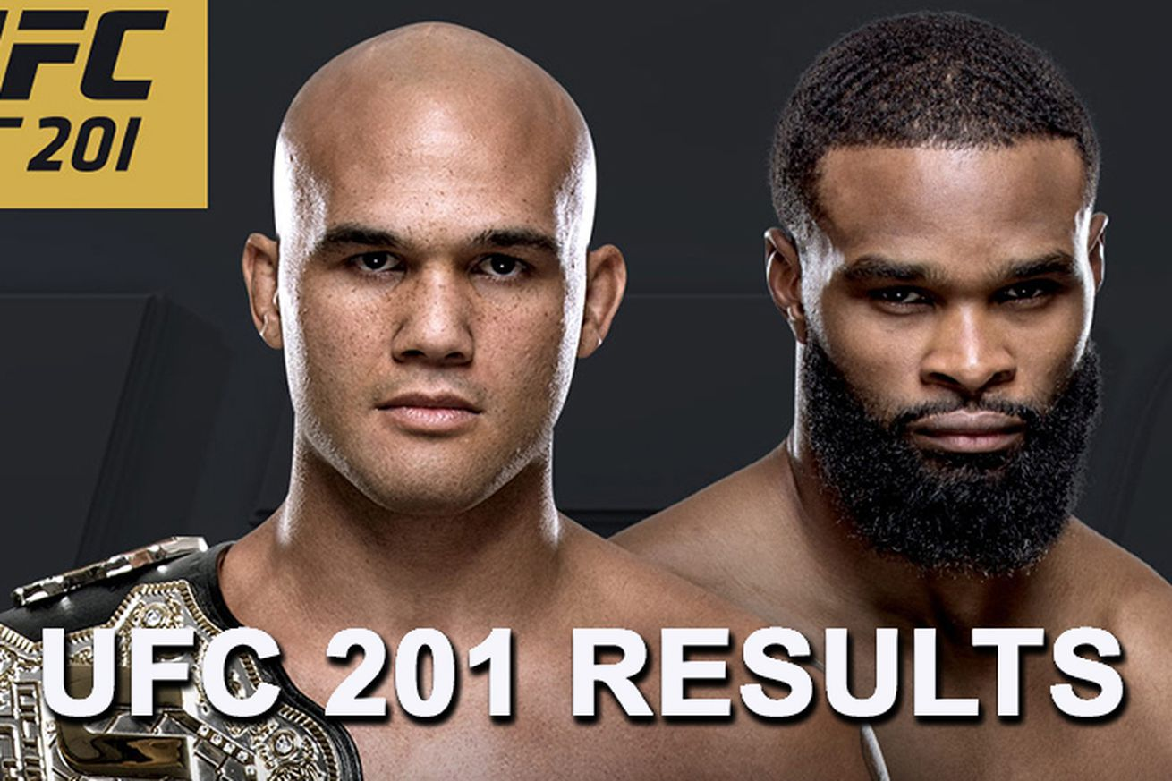 community news, UFC 201 live stream results: Lawler vs Woodley play by play updates