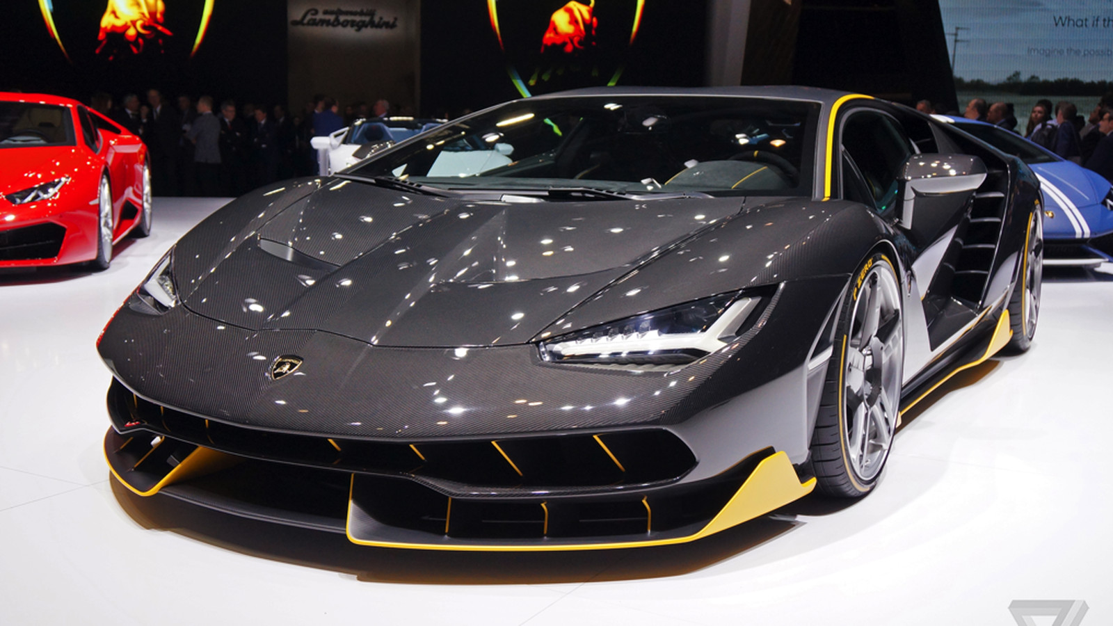 Lamborghini S Centenario Is A Gorgeous Celebration Of An