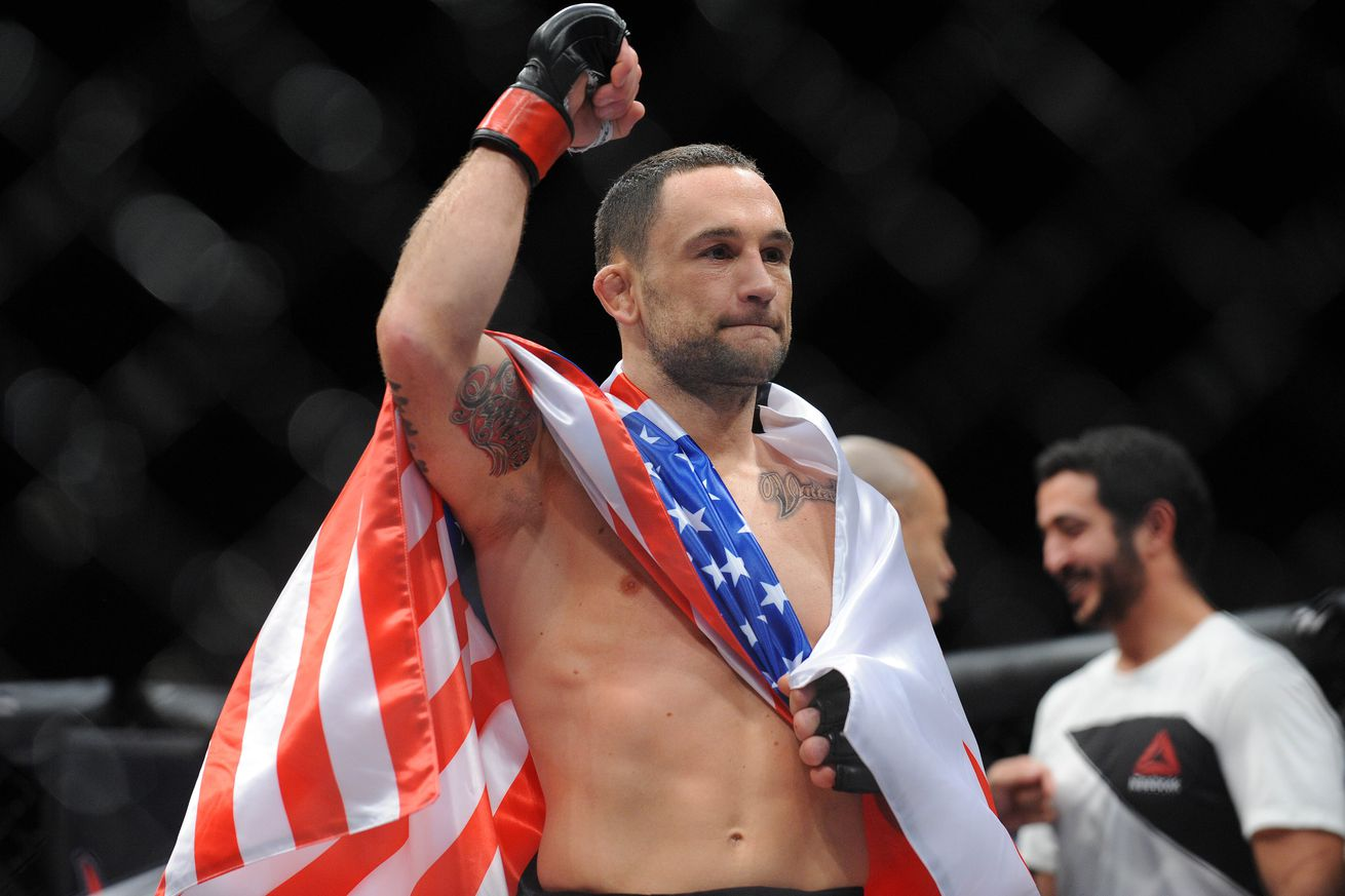 community news, Coach Mark Henry says Frankie Edgar could potentially fight at 135 pounds
