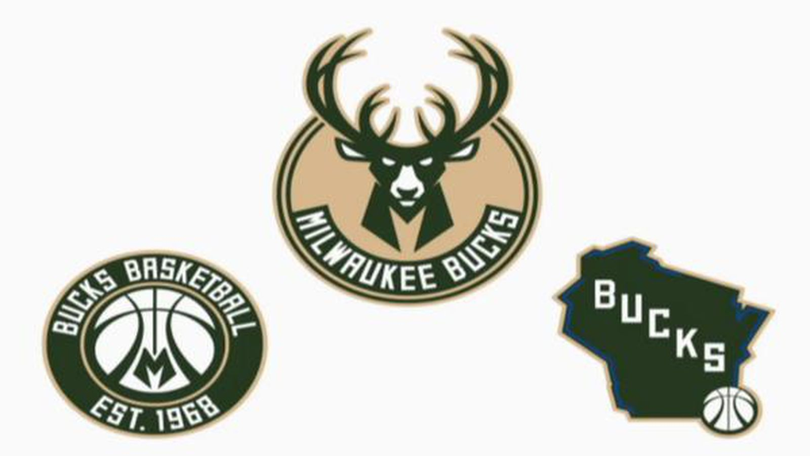Milwaukee Bucks unveil new logos - SBNation.com