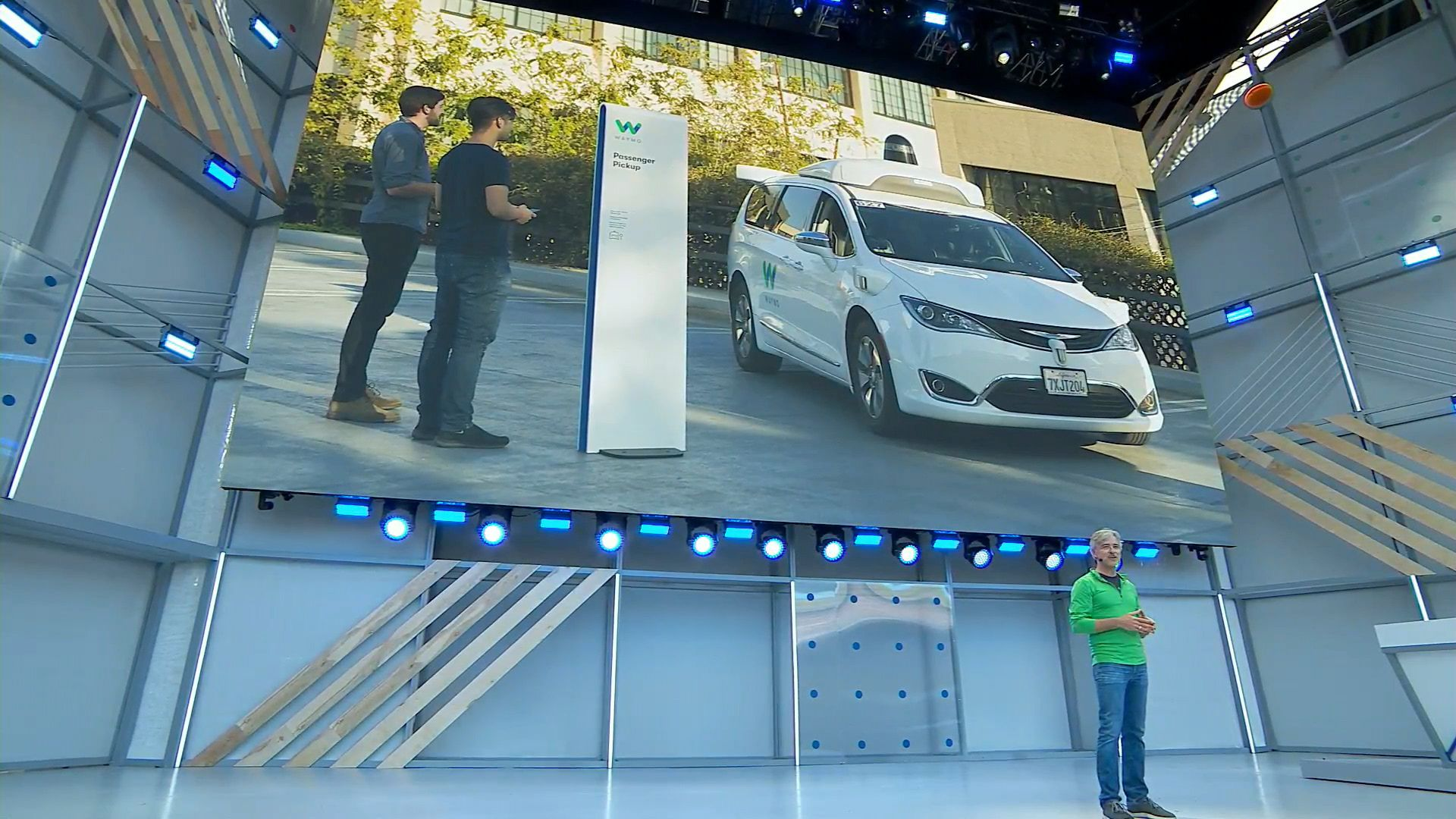 Inside the lab where Waymo is building the brains for its
