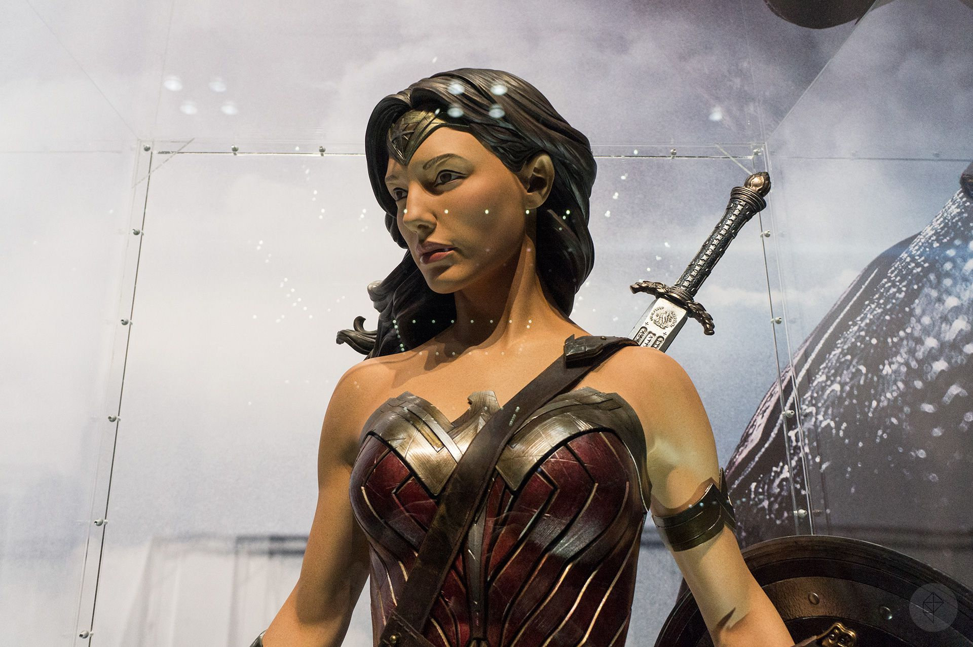 Get up close and personal with Batman v Superman costumes ...