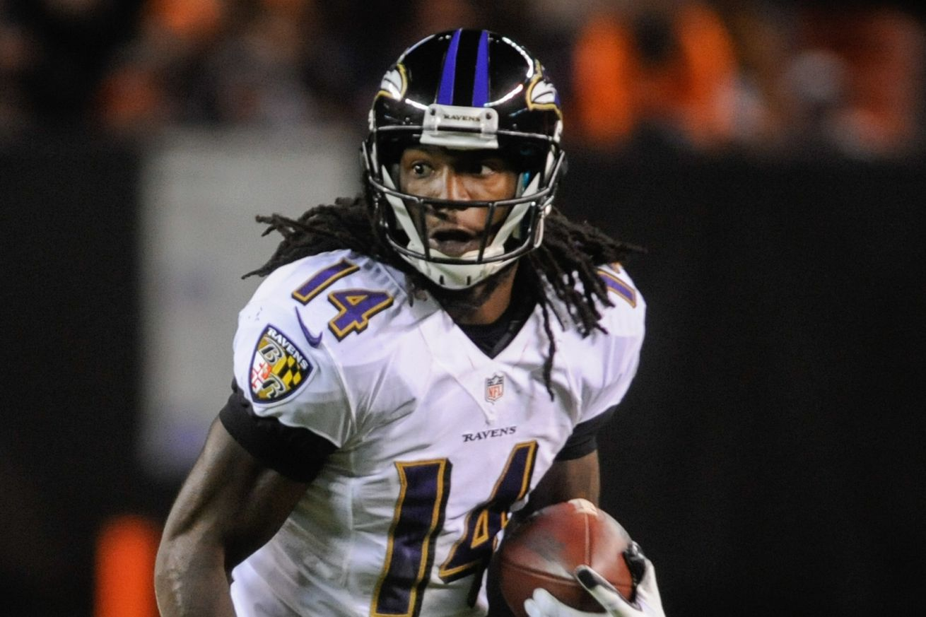 Friday Ravens links: Marlon Brown has chance for red zone plays ...