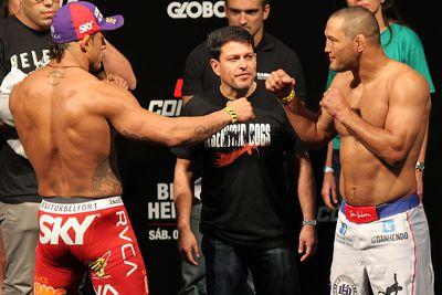 Dan Henderson not surprised Vitor Belfort failed drug test before UFC 152 title fight with Jon Jones