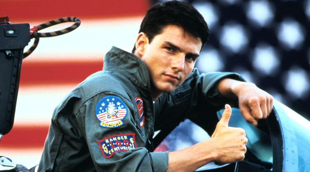Top Gun was the biggest, cockiest superhero movie of its time - Vox