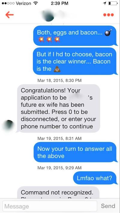 Tinder future ex wife 2