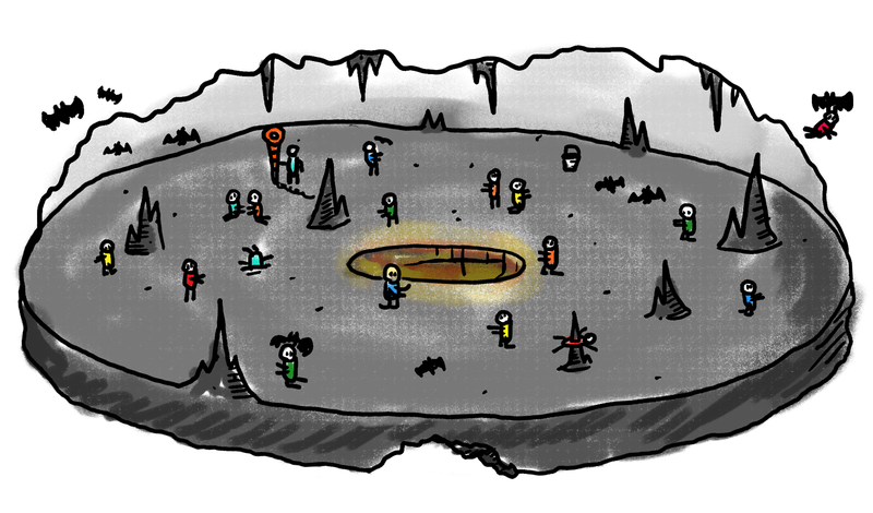 Cave of the Blind image header