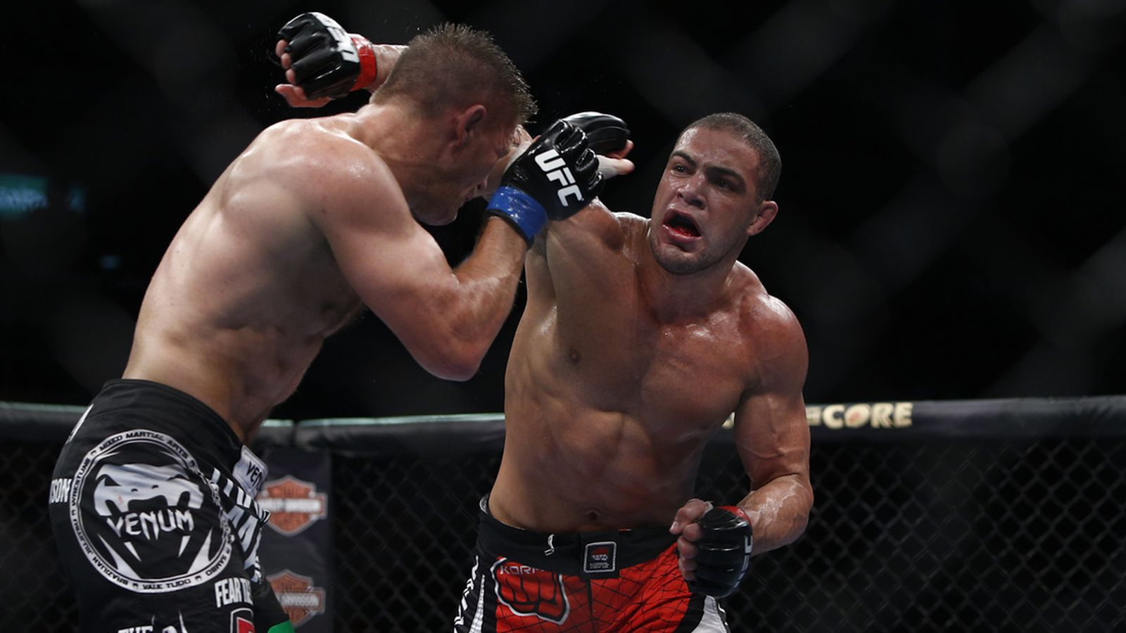 Thales Leites vs. Tom Watson full fight video highlights