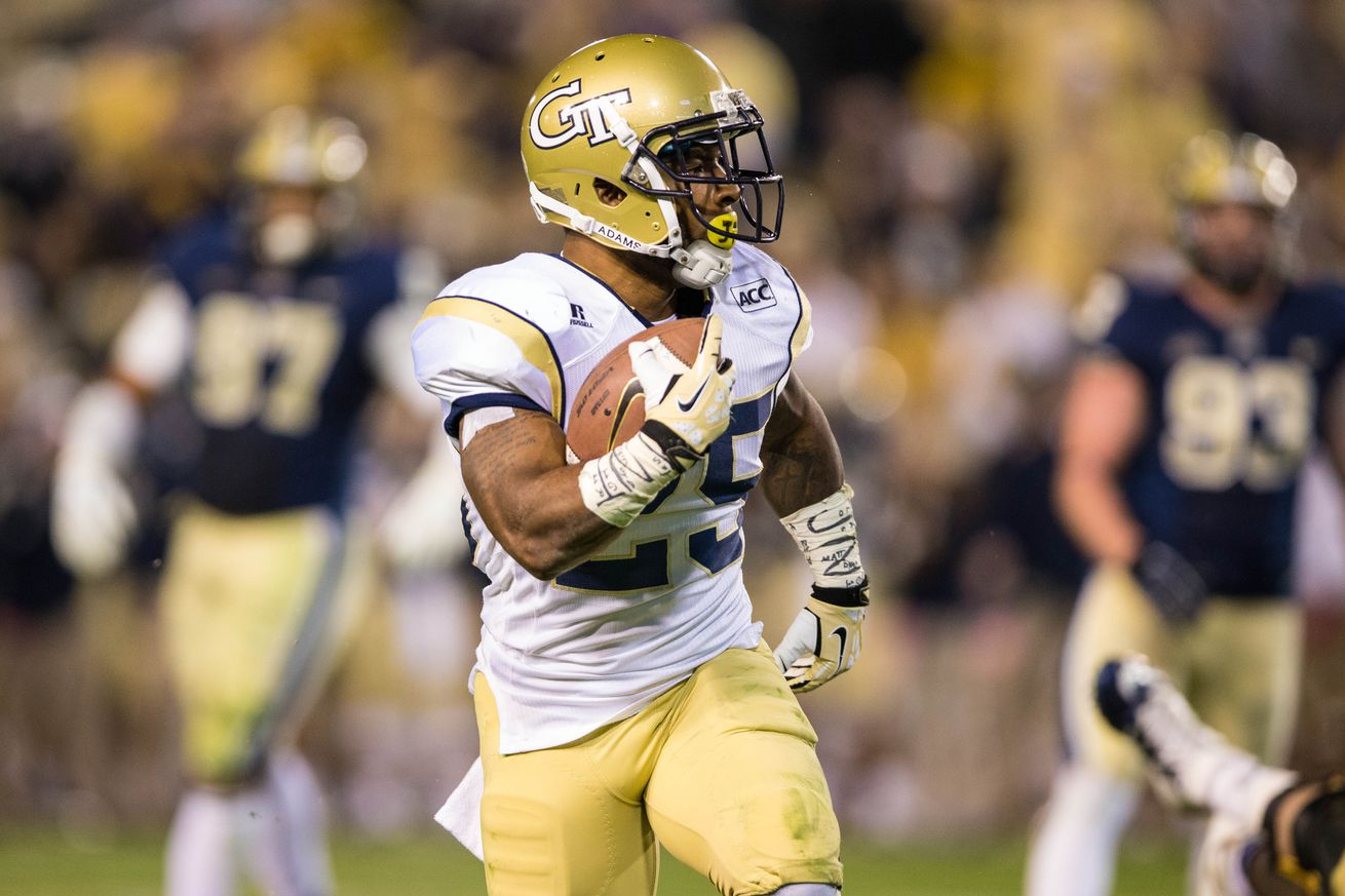 : Pitt takes momentum into game against Georgia Tech - Cardiac Hill