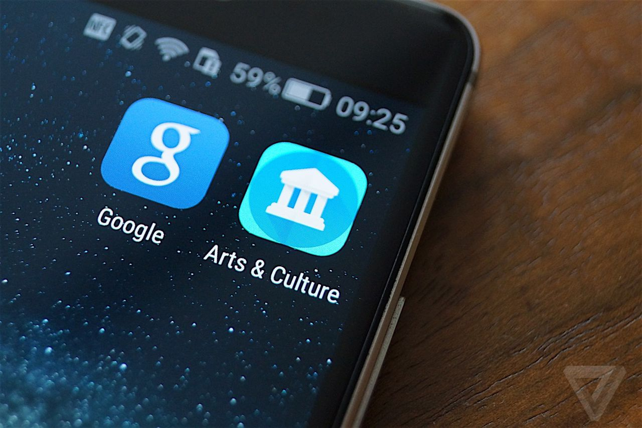 Google Arts & Culture has arrived to enrich your day