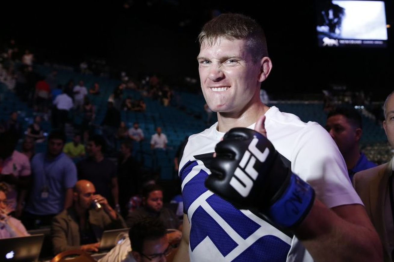 community news, Stephen Thompson: Rory MacDonald is like my brother, but Ill punch him in the face anyway