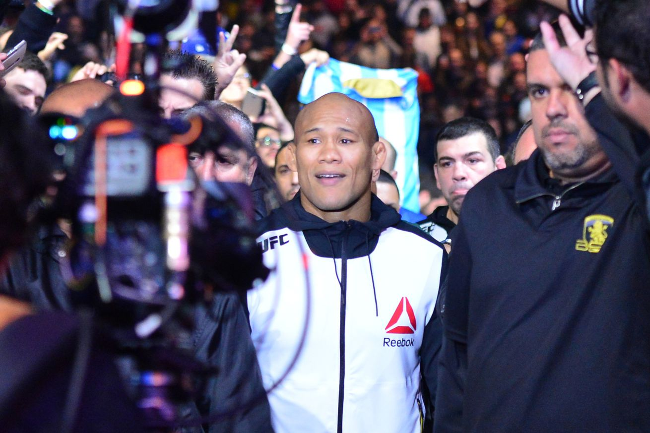 community news, Jacare Souza explains decision to decline UFC 199 title fight, refuses to be trolled by Michael Bisping