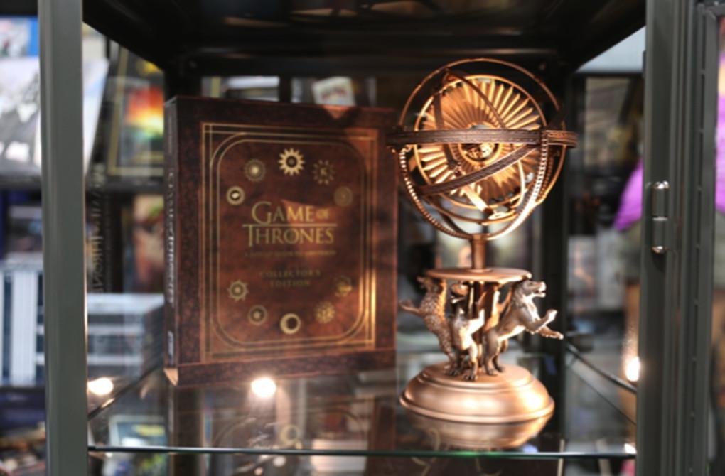 Astrolabe Collectable Set