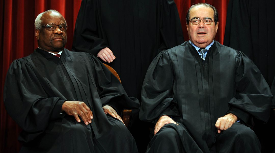clarence thomas gay rumors