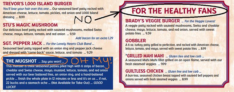 Tackling The Mugshot Challenge At Mugshots Bar Amp Grill