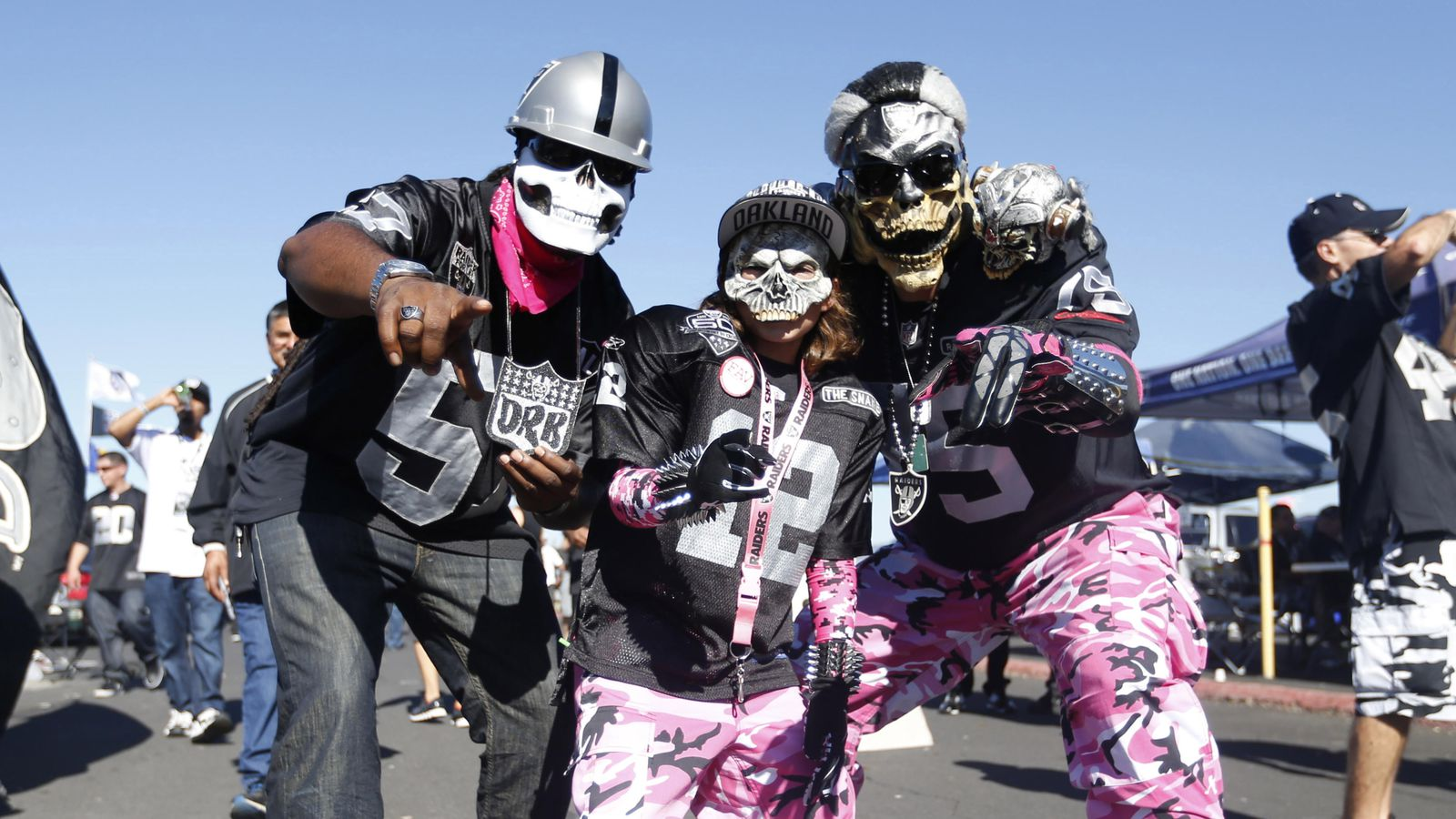 Raiders Vs Chargers Game Time Silver And Black Pride