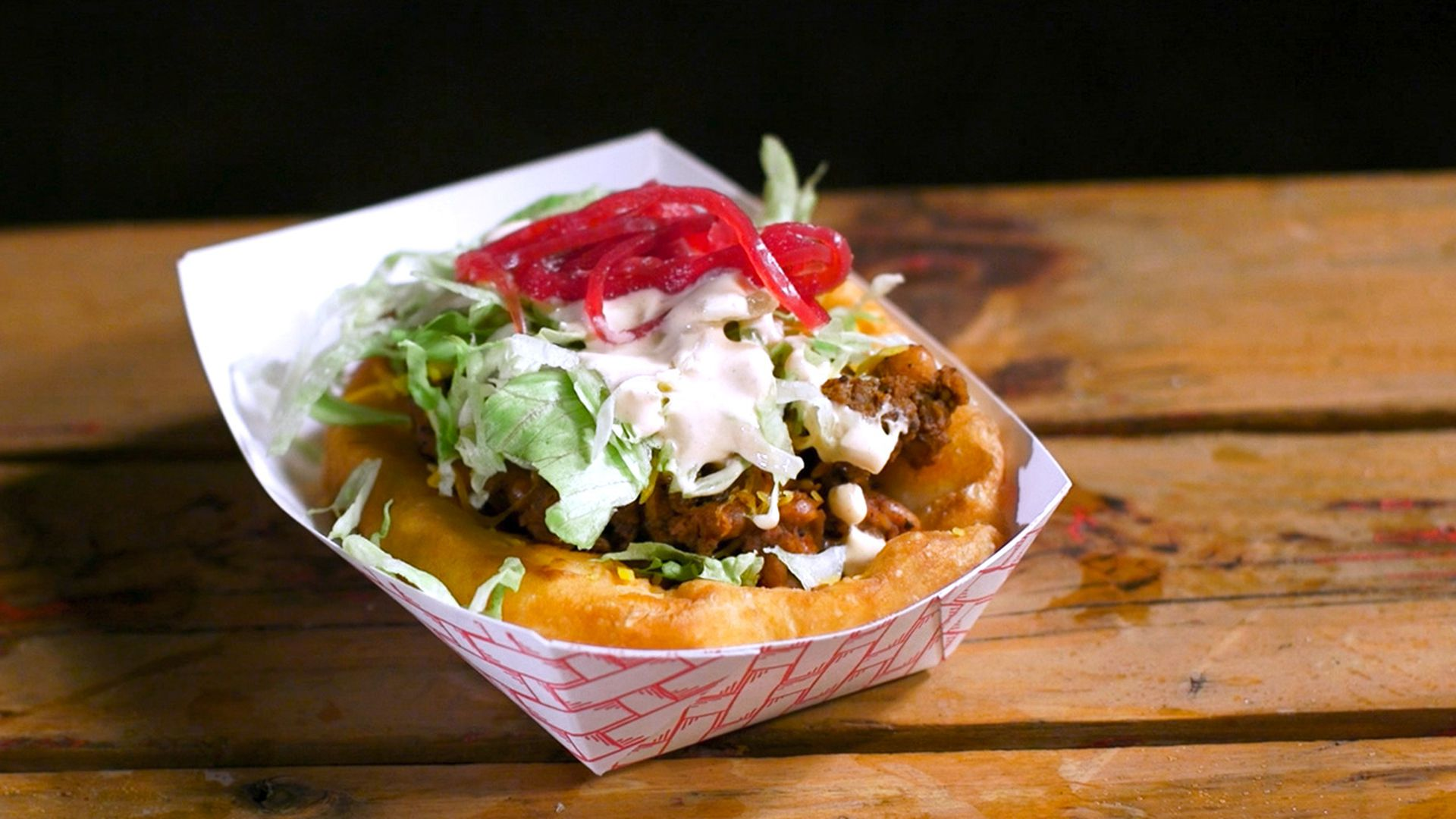 Watch: Sweet and Savory Fry Bread at Seattle's Only Native