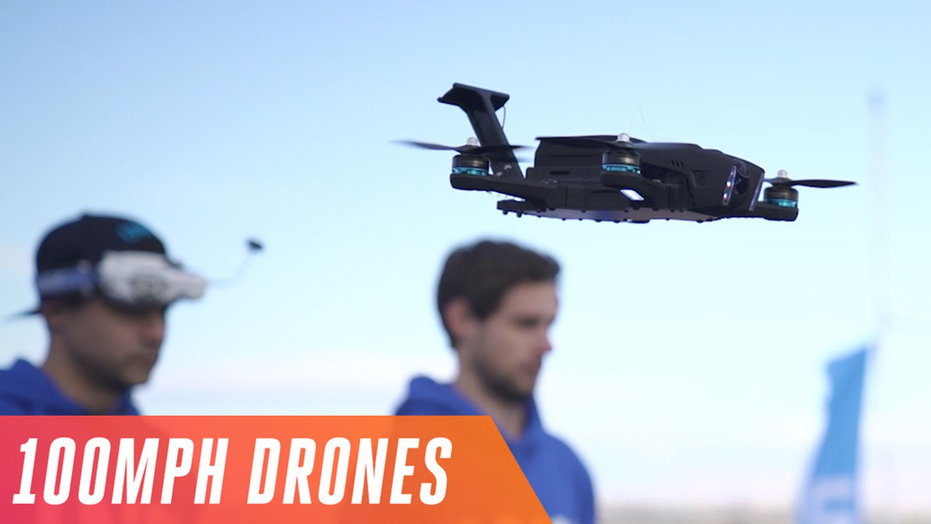 You can buy this 100 mph drone — try not to hurt anyone - The Verge