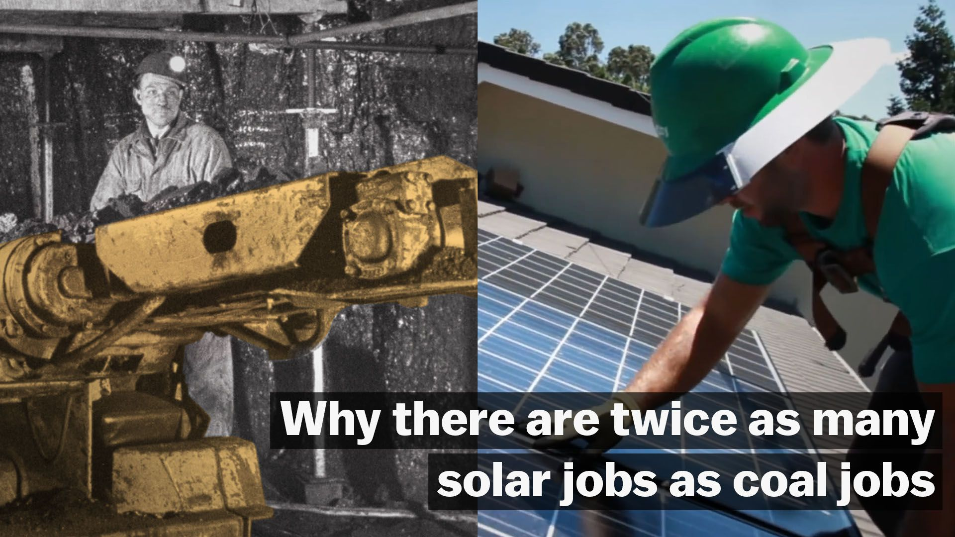 There Are Now Twice As Many Solar Jobs Coal In The Us Vox How Panels Work Diagram For Kids They By