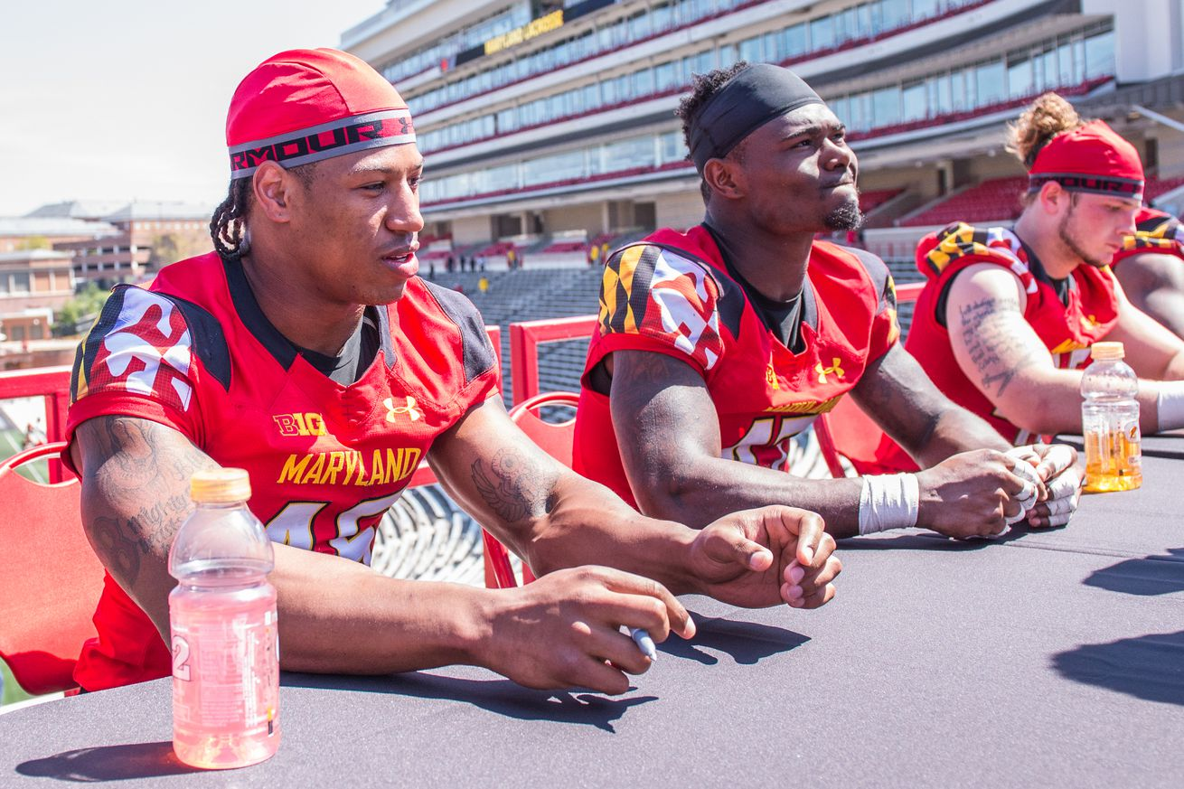 Maryland football RB Wes Brown suspended for first 3 games of 2016